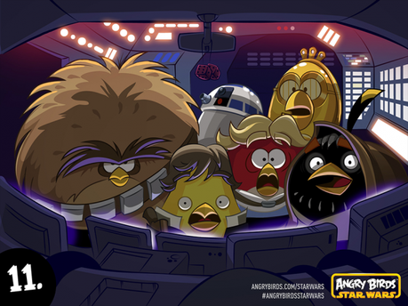 Nouvo Gameplay Trailer per Angry Birds Star Wars: Obi Wan e Darth Vader