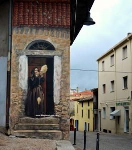 Gallery, murales a Fonni.