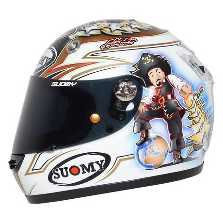 Suomy Vandal M.Biaggi Replica World Champion 2012 Limited Edition