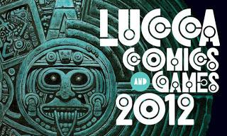 Lucca Comics & Games 2012: The First Wave