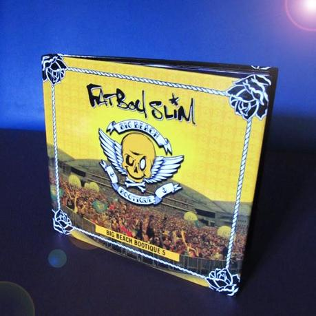 Fatboy Slim: Big Beach Bootique su cd e dvd