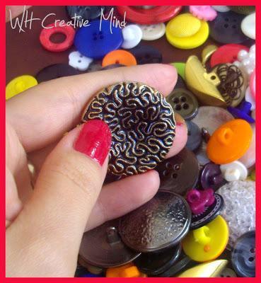 Button jewelry: Creare gioielli con bottoni