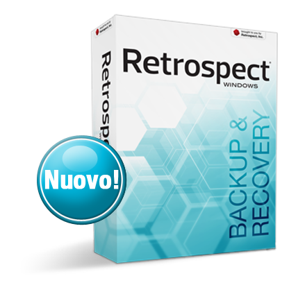 Da Retrospect nuove versioni del software di backup e ripristino per Windows e Mac OS