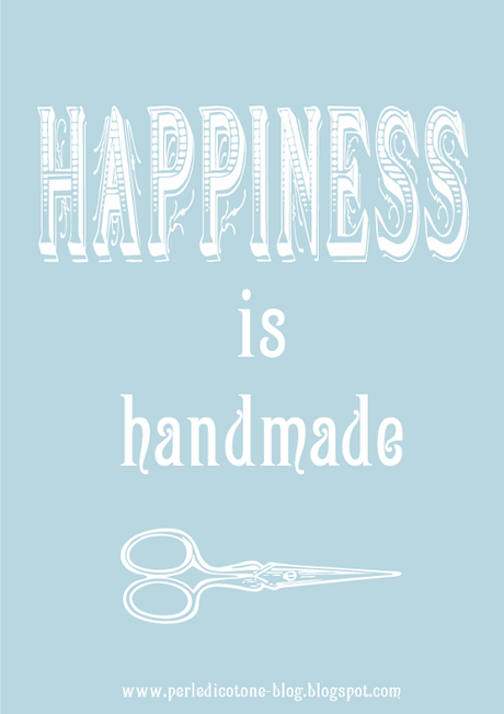 [QUOTES] HAPPINES IS HANDMADE