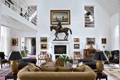 Stile inglese in danimarca paperblog for Piani di casa di log in stile ranch