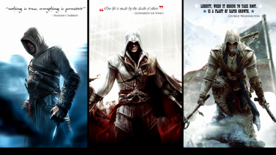 Ubisoft conferma ufficialmente Assassin's Creed Anthology
