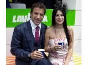 Alessandro Piero moglie Sonia alla Melbourne