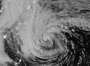 L'uragano Sandy sopra York