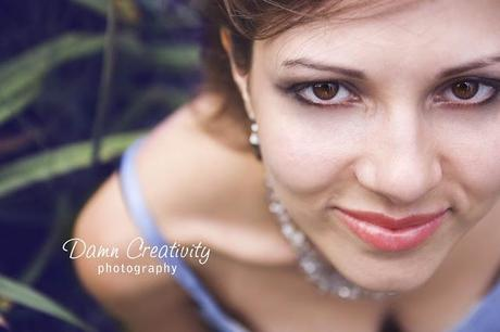 Claudia... personal shooting