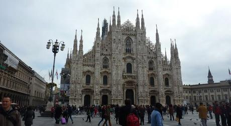 An escape to Milan