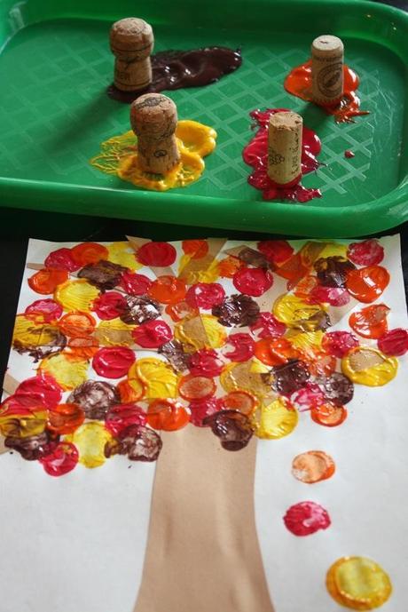 Progetti Decorazione Fai Da Te Diy Autunno : Progetti creativi per giocare e decorare in autunno