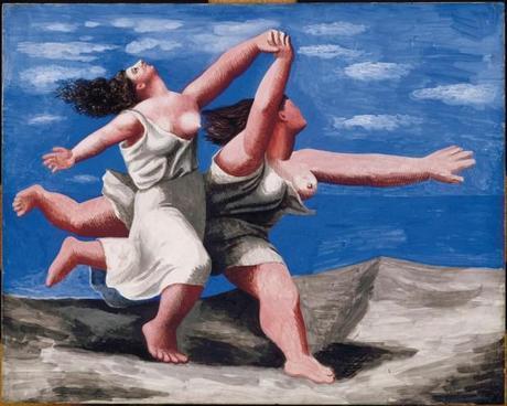 una immagine di cover Deux femmes courant sur la plage 620x496 su Picasso a Palazzo Reale: Capolavori in Mostra