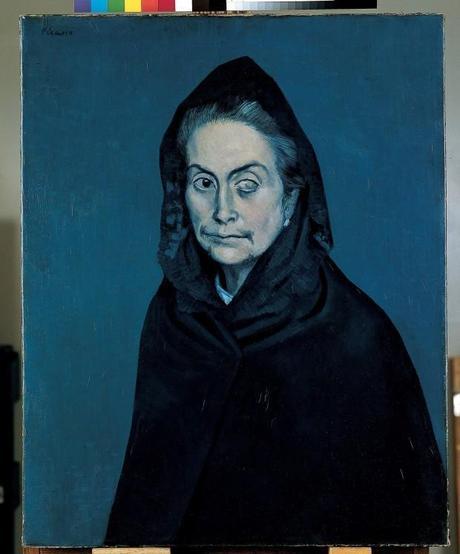 una immagine di Pablo Picasso La Célestine 620x747 su Picasso a Palazzo Reale: Capolavori in Mostra