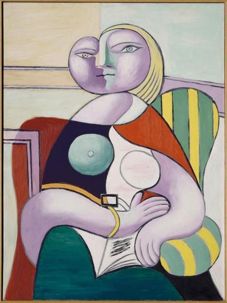una immagine di Pablo Picasso La lecture 620x829 su Picasso a Palazzo Reale: Capolavori in Mostra