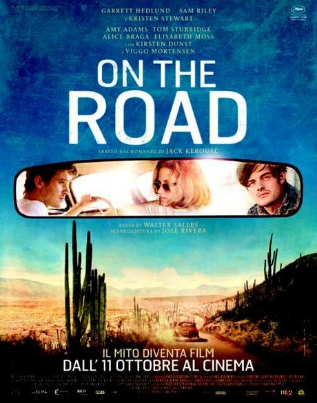 Fragola & The Movies: On the road