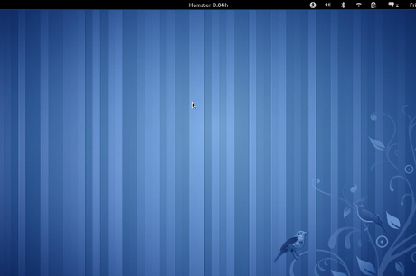 GNOME Shell Extension Hamster