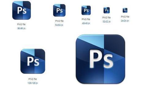 icone photoshop free