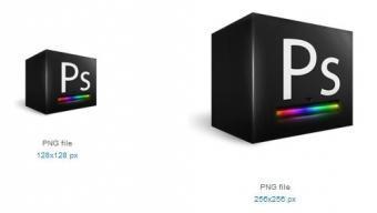 Raccolta di Photoshop Icons Free