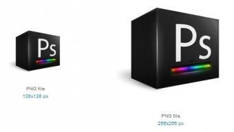 Raccolta di Photoshop Icons Free