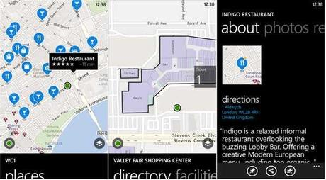 Nokia Maps 3.0 rilasciato per smartphone Nokia Lumia Windows Phone 8