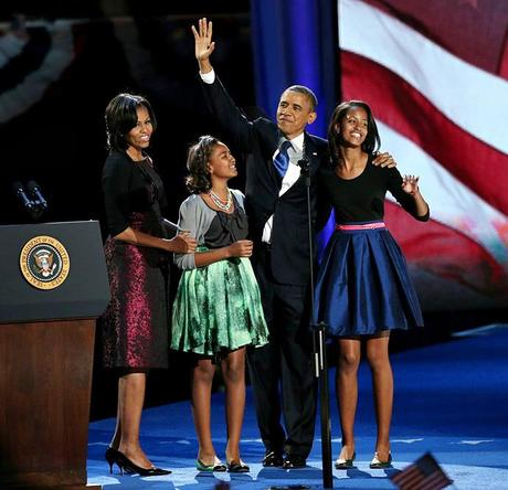 Election 2012: Obama win
