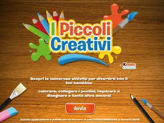 App GRATIS del Giorno per Bambini: I piccoli creativi!