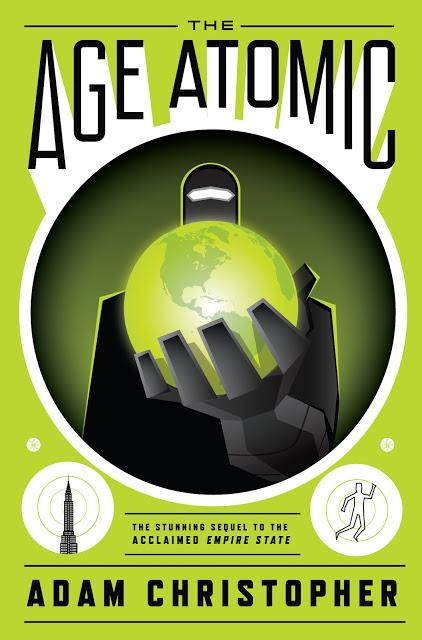 The Age Atomic: the Cover