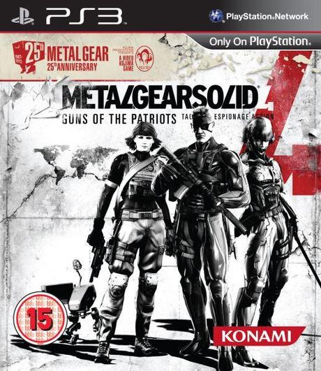 Metal Gear Solid 4: Guns of the Patriots, spunta la 25th Anniversary Edition