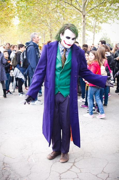 My Lucca Comics and Games 2012