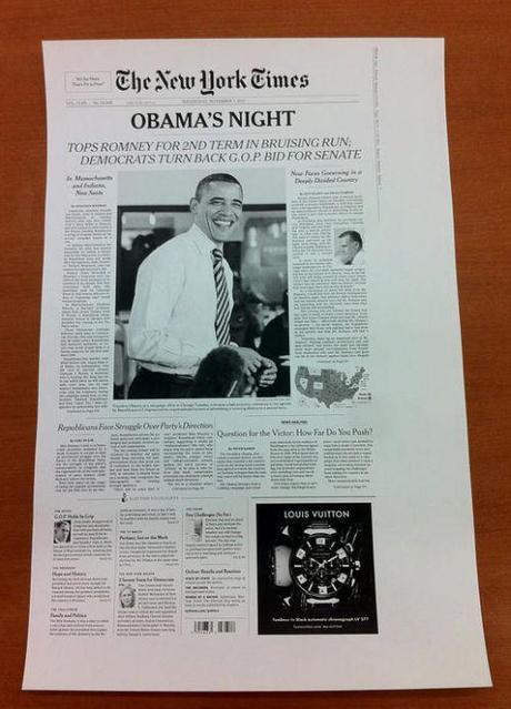 Presidenziali USA: Vittorie sulla Carta [e dintorni]