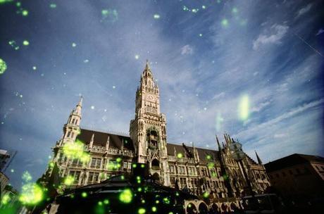 Revolog VOLVOX test roll - München (centro città)