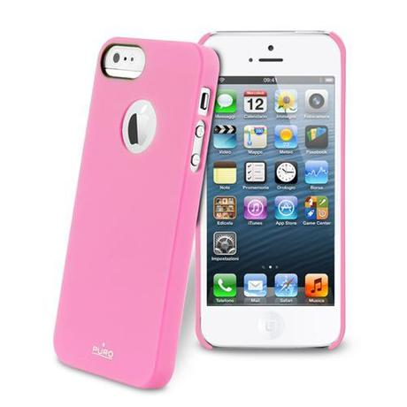 iPhone 5 Cover Soft in Pink di Puro – La recensione