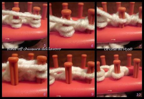 Knifty Knitter: Bind Off - Chiusura del lavoro