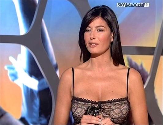 Italian media get excited as Gigi Buffon starts dating football TV presenter Ilaria DAmico [Pictures]