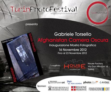 Turin Photo Festival: Afghanistan CameraOscura