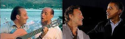 Berlusconi vs Obama: le differenze di un presidente