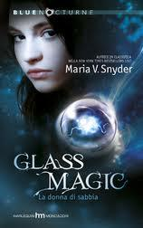 Glass Magic, La donna di sabbia