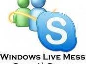 Windows Live Messenger pensione, posto useremo Skype