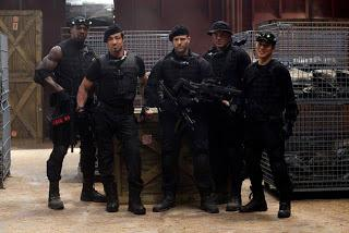 The Expendables - I Mercenari (di S. Stallone, 2010)