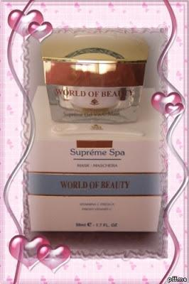 WORLD OF BEAUTY : LA MIA SCELTA VINCENTE !!!