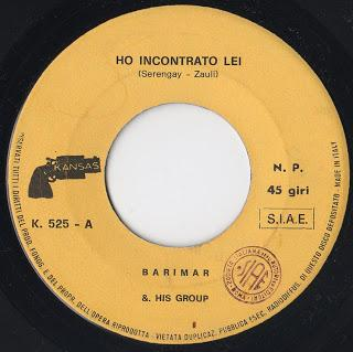 Barimar & His Group: Ho Incontrato Lei