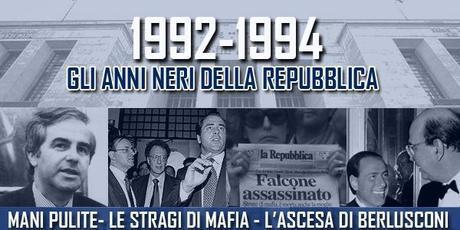 Gli anni neri della Repubblica: le Stragi del 1993