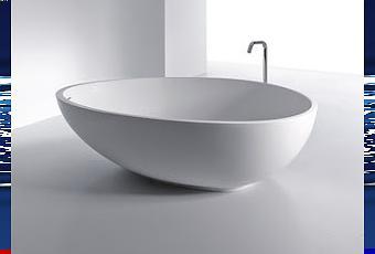 Vov di mastella s r l la vasca da bagno freestanding per for Vasca per papere
