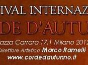 Festival Internazionale Corde D'Autunno