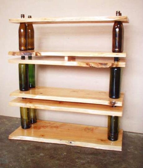 Ben noto Come riciclare bancali di legno OK82