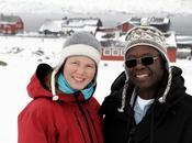 Kpomassie Africano Groenlandia