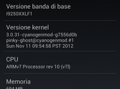 CyanogenMod: rilasciata CM10 Nightly versione 20121111