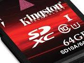 scheda memoria Kingston Classe disponibile Amazon Italia