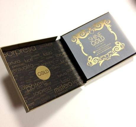 OPS! Lux Gold Attraction in limited edition...