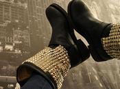 immancabili biker boots,Glamour Rock!
